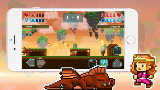 War of Heroes: 2D Multiplayer Online Battle Ekran Görüntüleri - 2