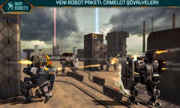 War Robots Ekran Görüntüleri - 4