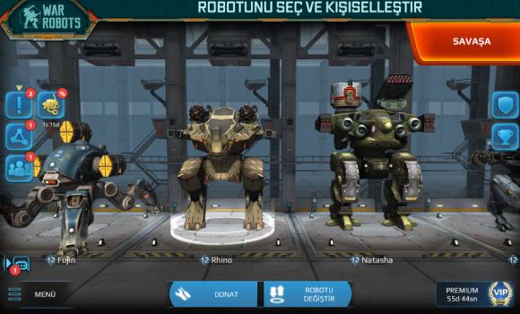 War Robots Ekran Görüntüleri - 3