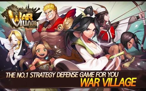 War Village Ekran Görüntüleri - 1