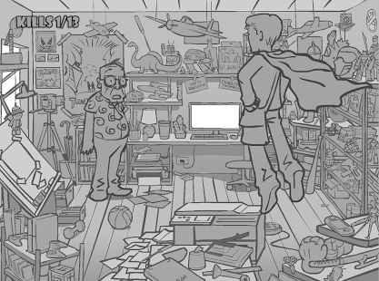 Whack Your Boss: Superhero Ekran Görüntüleri - 1