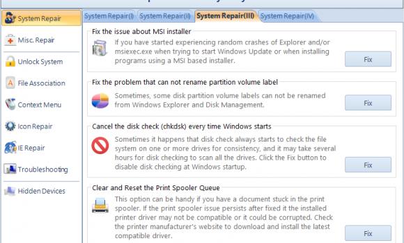 Windows 10 Manager Ekran Görüntüleri - 1