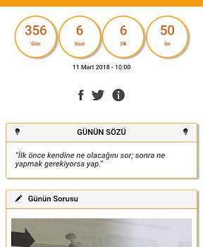 Ygs 2018 Geri Sayım Ekran Görüntüleri - 5