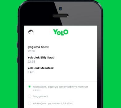 YOLO Ekran Görüntüleri - 1