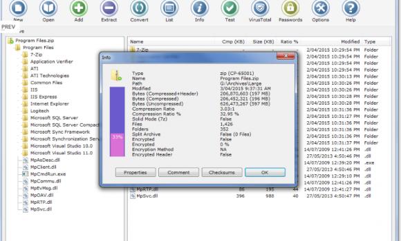 Zipware Ekran Görüntüleri - 1