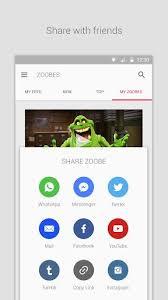Zoobe Ekran Görüntüleri - 2