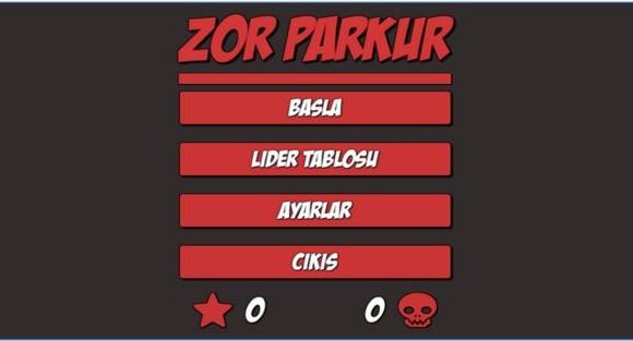 Zor Parkur Ekran Görüntüleri - 1