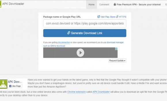 Evozi Apk Downloader Ekran Görüntüleri - 3