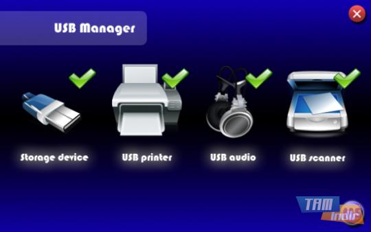 USB Manager Ekran Görüntüleri - 1