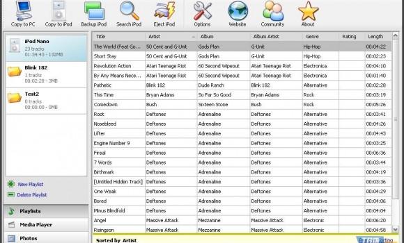 SharePod Ekran Görüntüleri - 3