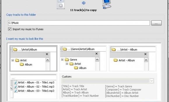 SharePod Ekran Görüntüleri - 2