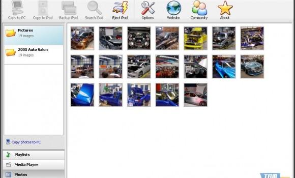 SharePod Ekran Görüntüleri - 1