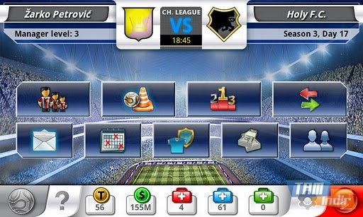 Top Eleven Football Manager Ekran Görüntüleri - 1