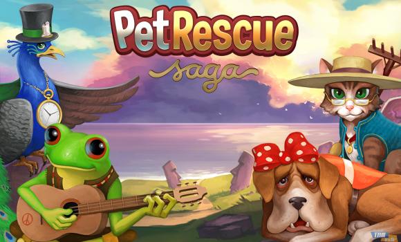 Pet Rescue Saga Ekran Görüntüleri - 1
