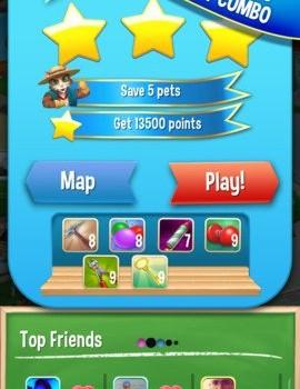 Pet Rescue Saga Ekran Görüntüleri - 2