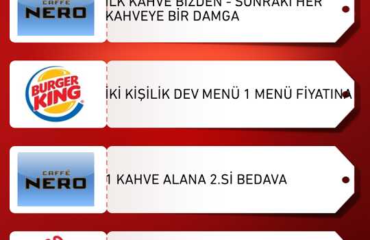 Vodafone Avantaj Cepte Ekran Görüntüleri - 4