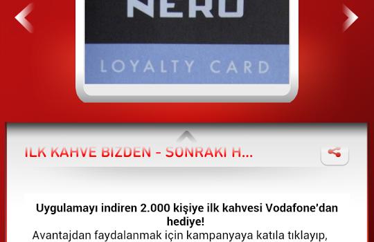 Vodafone Avantaj Cepte Ekran Görüntüleri - 3