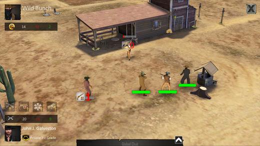Bloody West: Infamous Legends Ekran Görüntüleri - 1