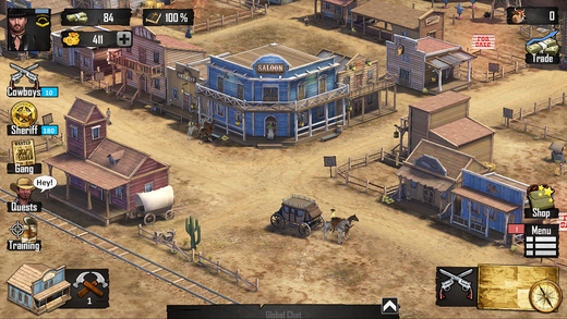 Bloody West: Infamous Legends Ekran Görüntüleri - 5