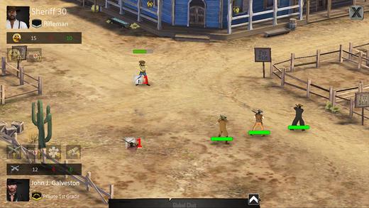 Bloody West: Infamous Legends Ekran Görüntüleri - 4