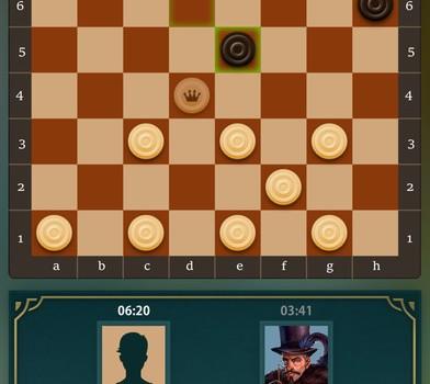 Checkers by SkillGamesBoard Ekran Görüntüleri - 3