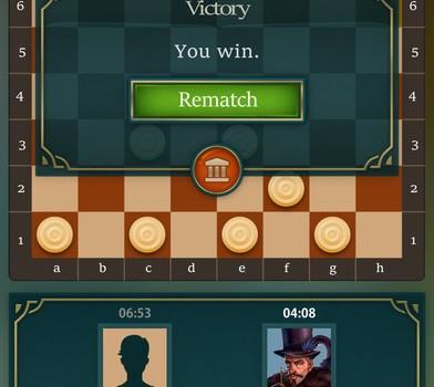 Checkers by SkillGamesBoard Ekran Görüntüleri - 1