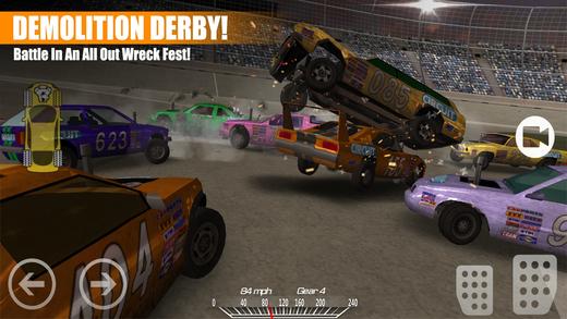 Circuit: Demolution Derby 2 Ekran Görüntüleri - 4