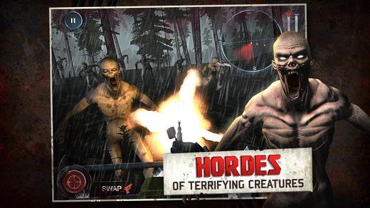 Dead Forest Zombie Deer Hunter Ekran Görüntüleri - 1