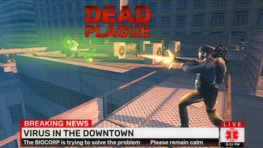 DEAD PLAGUE: Zombie Outbreak Ekran Görüntüleri - 1