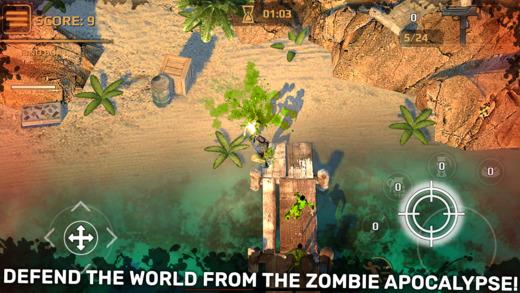 DEAD PLAGUE: Zombie Outbreak Ekran Görüntüleri - 4
