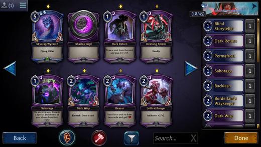 Eternal Card Game Ekran Görüntüleri - 1
