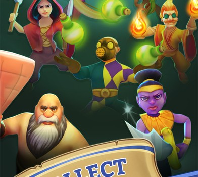 Flick Heroes Ekran Görüntüleri - 2
