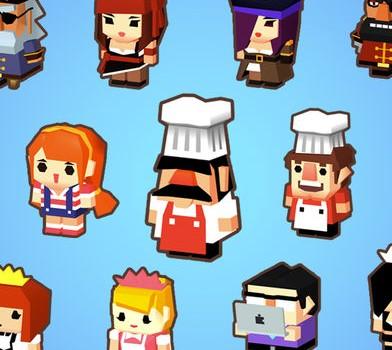 Food Conga Ekran Görüntüleri - 2