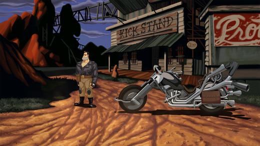 Full Throttle Remastered Ekran Görüntüleri - 4