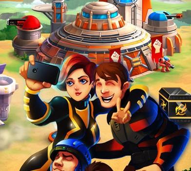 Galaxy Rangers Ekran Görüntüleri - 1