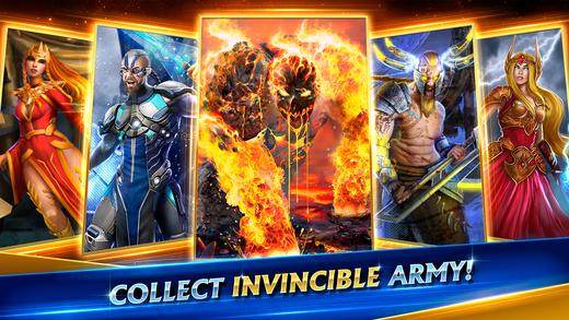 Heroes of Midgard: Thor's Arena Ekran Görüntüleri - 4