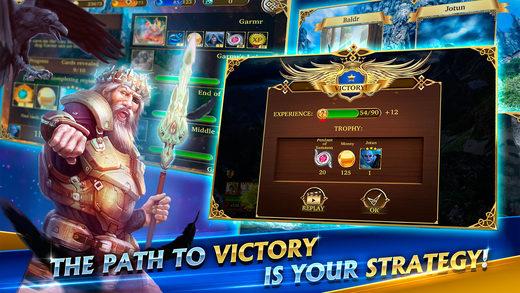 Heroes of Midgard: Thor's Arena Ekran Görüntüleri - 2
