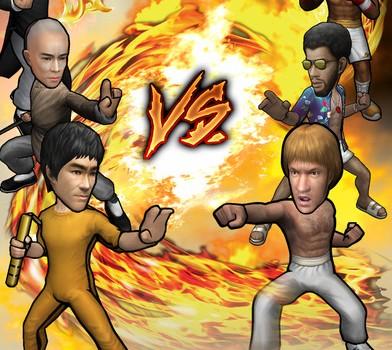 Kung Fu All-Star Ekran Görüntüleri - 1