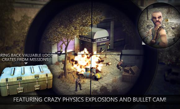 Last Hope Sniper - Zombie War Ekran Görüntüleri - 3