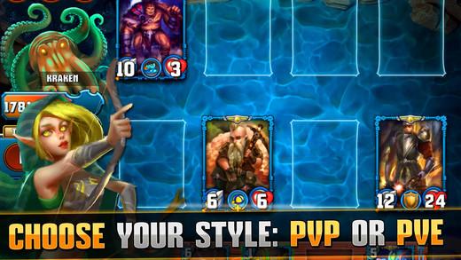 Magic Quest: TCG Ekran Görüntüleri - 2