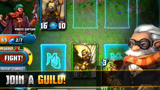 Magic Quest: TCG Ekran Görüntüleri - 1