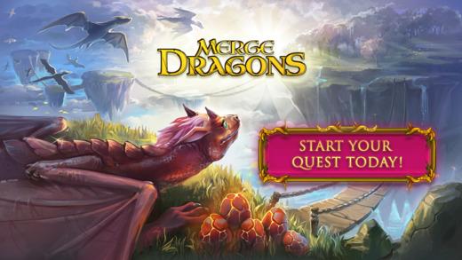 Merge Dragons! Ekran Görüntüleri - 4