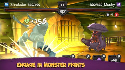 Monster Buster: World Invasion Ekran Görüntüleri - 3