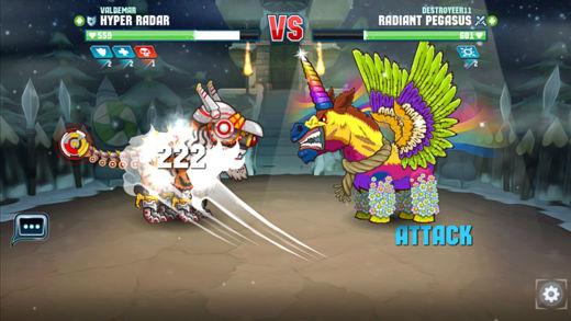 Mutant Fighting Arena Ekran Görüntüleri - 5