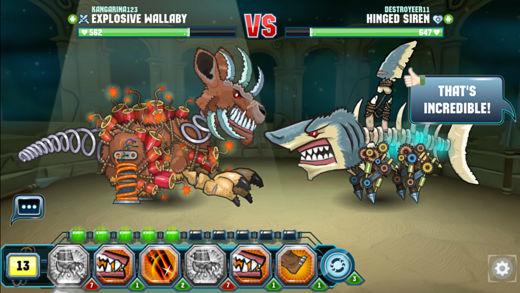 Mutant Fighting Arena Ekran Görüntüleri - 4