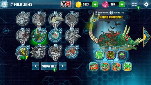 Mutant Fighting Arena Ekran Görüntüleri - 2