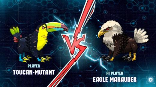 Mutant Fighting Arena Ekran Görüntüleri - 1