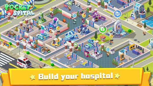Pocket Hospital Ekran Görüntüleri - 4