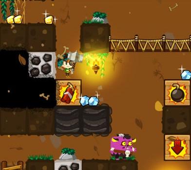 Pocket Mine 3 Ekran Görüntüleri - 2