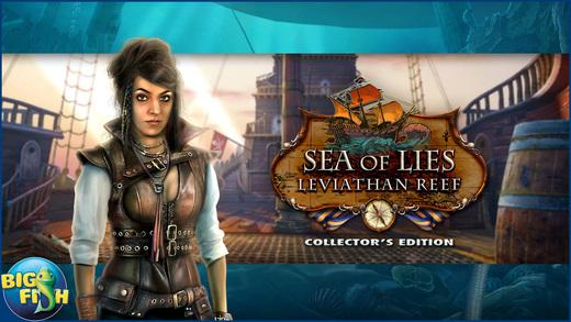 Sea of Lies: Leviathan Reef Ekran Görüntüleri - 1